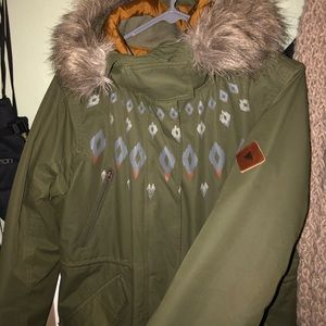 Burton Dry Ride Parka Jacket